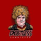 Debtless Lannister by zerobriant