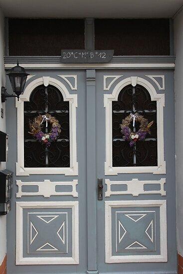 Old Door by karina5