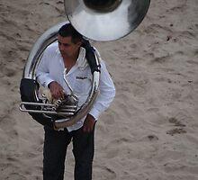 Tuba  by Bernhard Matejka