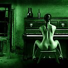 BEHIND THE GREEN DOOR by Mugsy