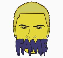 Breezy (Chris Brown) FAME by Faded Fabrics