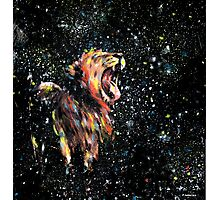 the lion sleeps no more Photographic Print