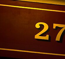 Twenty-Seven by Andy Merrett