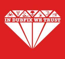 Dubfixx Diamond White T-Shirt