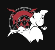 Lust, Human Transmutation, and The Ouroboros T-Shirt