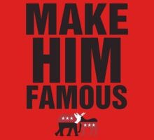 KONY 2012 - MAKE HIM FAMOUS [HQ] by Dope Prints