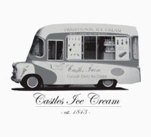Castles Ice Cream est. 1843 by jamesoc36