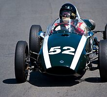 1960 Cooper T52 FJ by Stuart Row