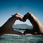 I heart Cape Town by Debbie Lourens