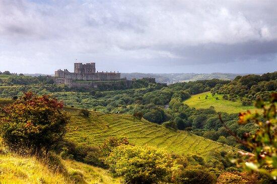 Dover Castle by Nicholas Jermy