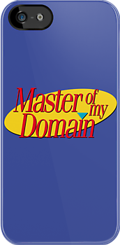 Master of my domain by favoritedarknes