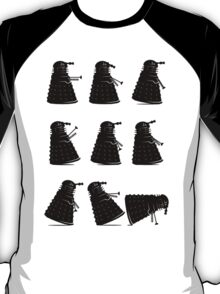 Ministry of Dalek Silly Walks T-Shirt
