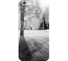 'The Ghostly Tree' iPhone Case/Skin