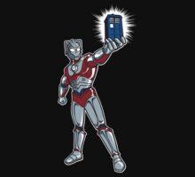 Ultra Cyber Man by kal5000