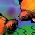 Nature. Fish by NIKULETSH