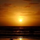 Church Bay Sun Set in Anglesey, UK by Michaela1991