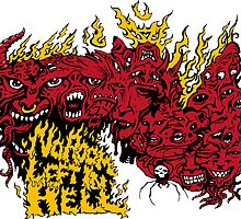 No Room left In Hell by Matthew Sergison-Main