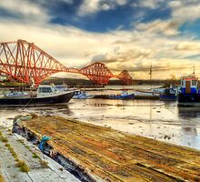 North Queensferry (Please View Larger) by Don Alexander Lumsden (Echo7)