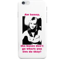 Penny - the Big Bang Theory iPhone Case/Skin