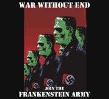 Frankenstein's Army by John Garcia