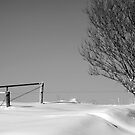 Winterscape by KBritt