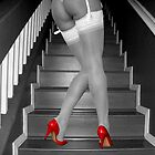 Red Shoes by MrXYZ