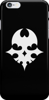 The world ends with you iPhone/iPod Case BLACK by Robin Kenobi