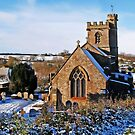 St John the Baptist Church ~ Broadwindsor by Susie Peek