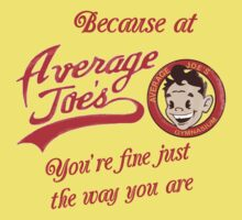 Average Joe's Gymnasium by Amy Durrant