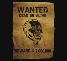 Kony Wanted Dead Or Alive by Leylaaslan