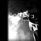 Smoke iphone by Margaret Bryant