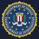 Seal of the Federal Bureau of Investigation (FBI) by ziruc