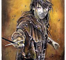 Robin of Sherwood by jankolas