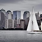 Sails in Manhattan by brianhardy247
