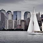 Sails in Manhattan by brianhardy247