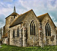 St Mary Magdalene, Ruckinge by Dave Godden