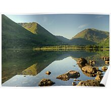 Brothers Water, Lake District Poster