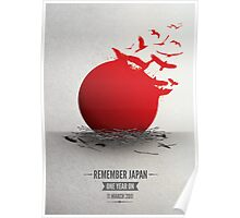Remember Japan (11 March 2011) Poster