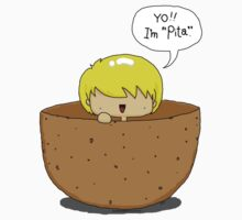 Peeta.. inside a PEETA. PEETA-CEPTION. by burntbreadshirt