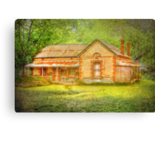 Homestead Canvas Print