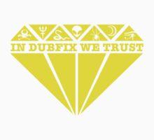 Dubfixx Diamond Yellow T-Shirt