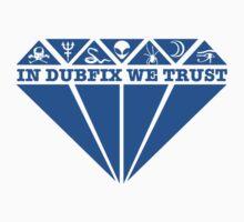 Dubfixx Diamond Blue T-Shirt
