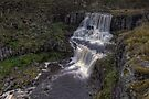 Upper Ebor Falls  NSW  Australia by William Bullimore