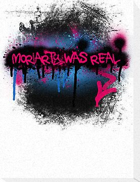 Moriarty was real (bubblegum) by rhaneysaurus