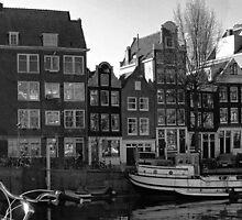 Amsterdam by Mieke Boynton