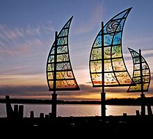 Sails by Mark Williams