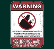 Elm Street Neighborhood Watch by MarkWelser