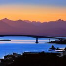 Isle of Skye Bridge, Kyle of Lochalsh, Scotland by photosecosse /barbara jones