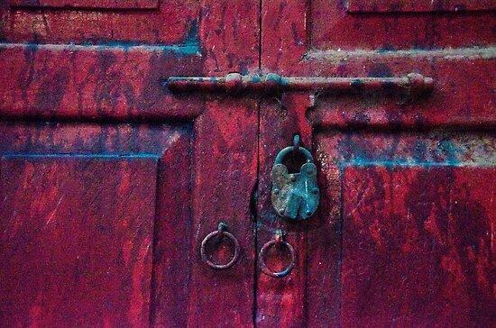 Red Door by Valerie Rosen