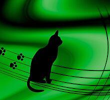 "<º))))>< CAT PRINTS "" Now which Line do i follow?? <º))))><  by ╰⊰✿ℒᵒᶹᵉ Bonita✿⊱╮ Lalonde✿⊱╮"